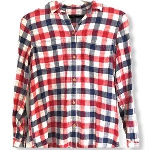 Madewell Double Layered Shirt
